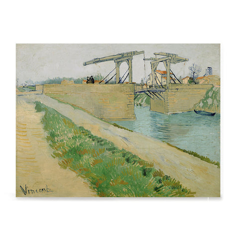 Ezposterprints - The Langlois Bridge | Van Gogh Art Reproduction