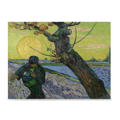 Ezposterprints - The Sower | Van Gogh Art Reproduction