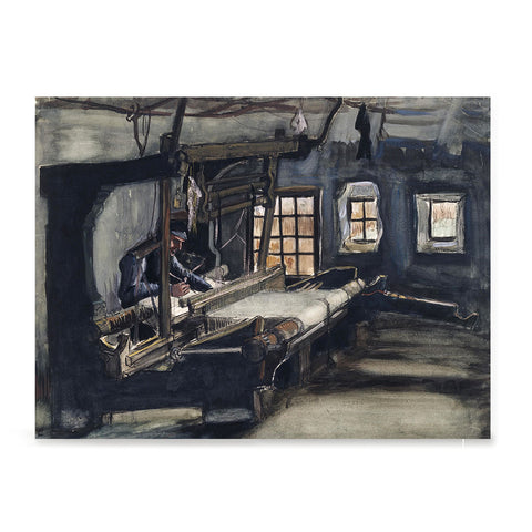 Ezposterprints - Weaver | Van Gogh Art Reproduction