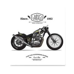 Ezposterprints - Finest Made Vintage Chopper
