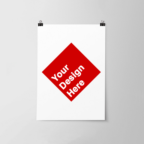 Design Your Own Poster
