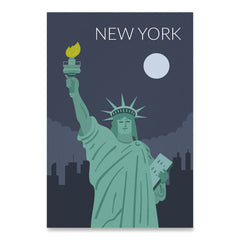 World Cities Retro Posters: New York