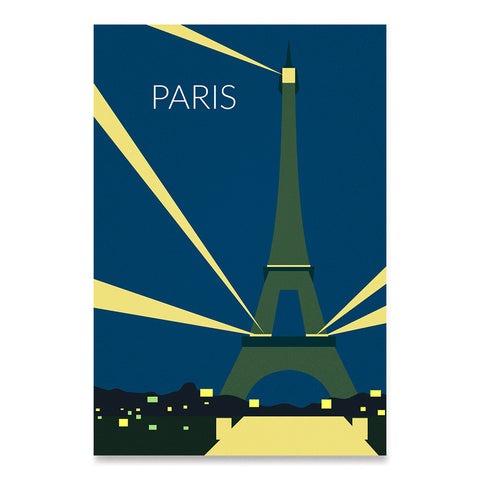 World Cities Retro Posters: Paris