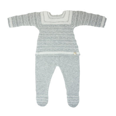 Unisex Cotton Babygrow 2 Pieces
