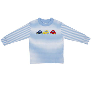 Cars - Mini-Applique T-Shirt