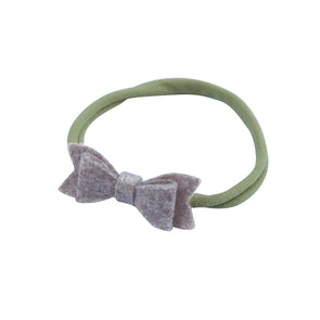 Bow Nylon Headband