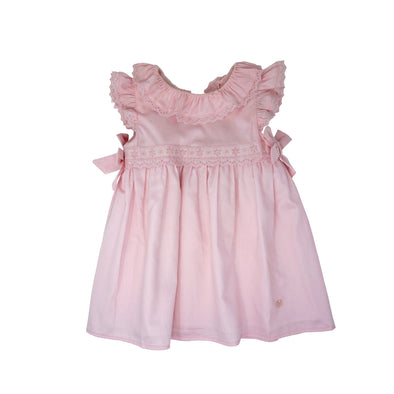 Baby Girl Dress-Woven