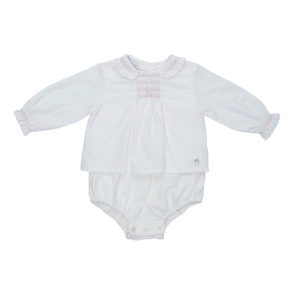 Baby Girls Cotton Woven Body