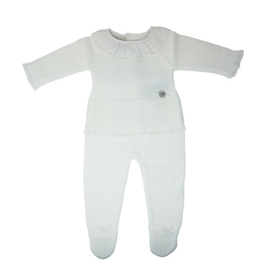 Girls Babygrow 2 Pieces