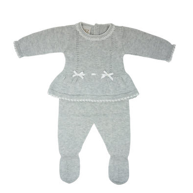 Girls Babygrow 2 piece