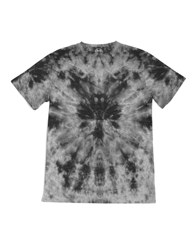 Neon Underground Apparel Ethically Made Sustainable Clothing for Alternative Girls Acid Wash Tie Dye Shirt Graphic Tee