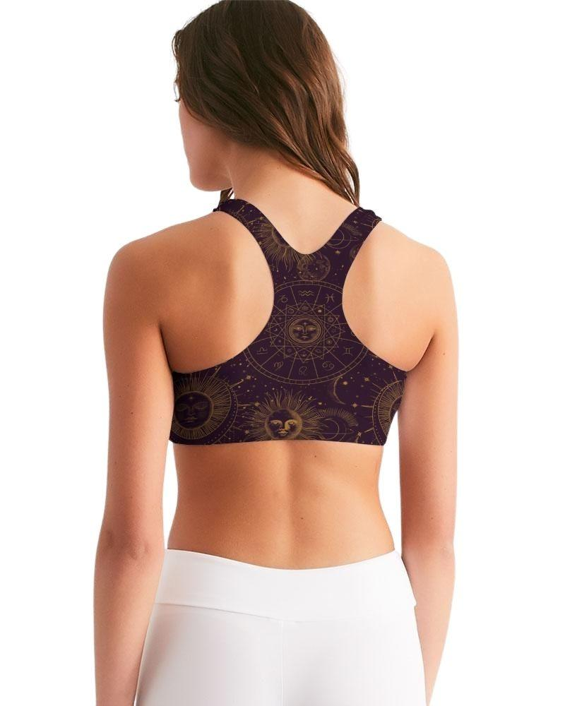 Zodiac Dreamz Seamless Sports Bra