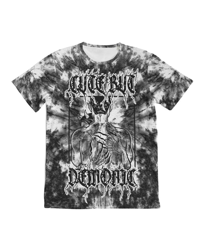 Cute But Demonic Graphic Tee