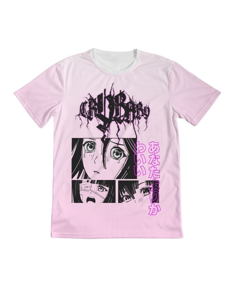 Cry Baby Graphic Tee