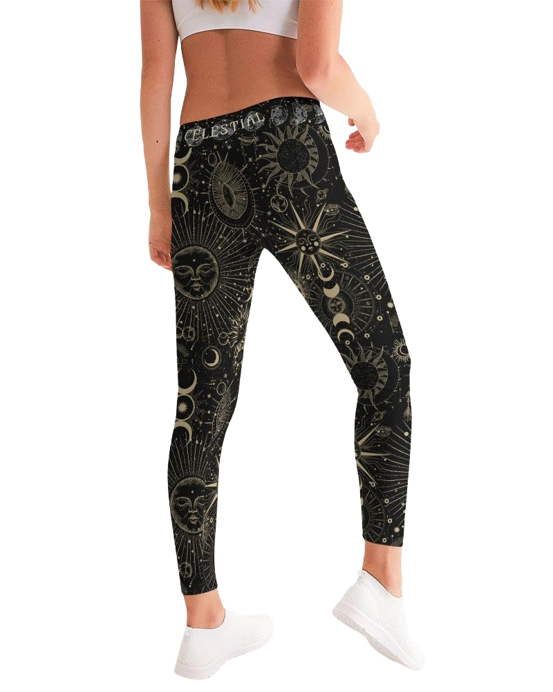 Celestial Spirit Yoga Pant Leggings