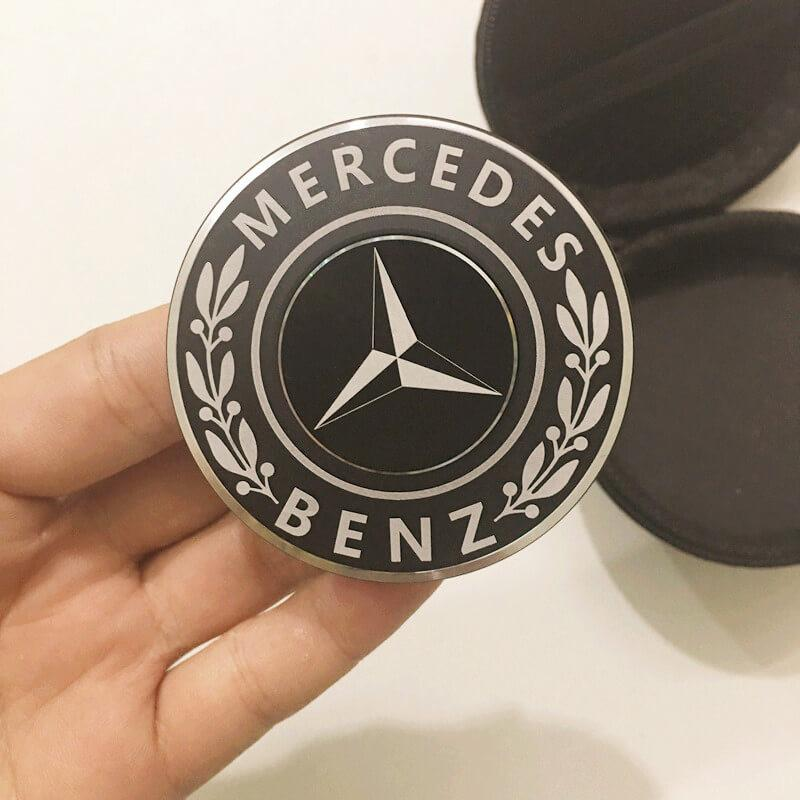 Mercedes Design Fidget Spinner