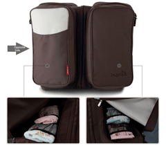 Baby Bag - Portable Bassinet, Diaper Bag & Changing Station