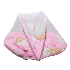 Baby Crib with Mosquito Net