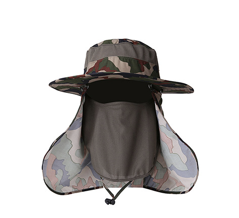 Camouflage Fising Hat