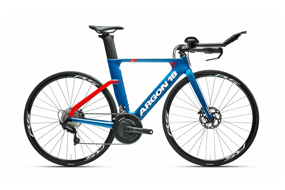 2021 Argon 18 E-117 Tri Disc Force 22