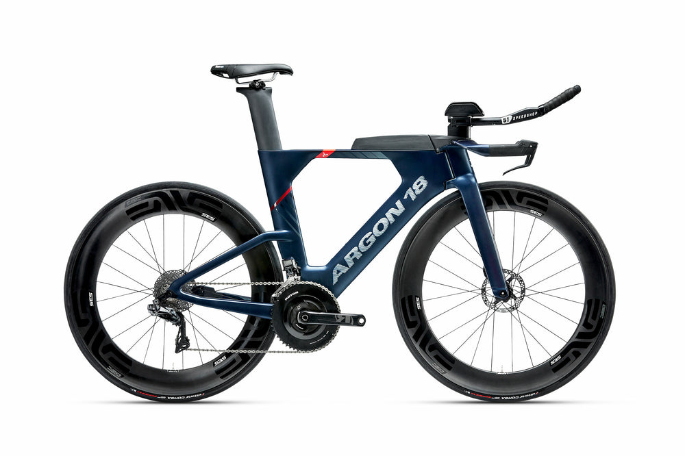 2021 Argon 18 E-119 Tri+ Disc SRAM Red eTap AXS