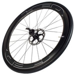 HED JET 6 PLUS DISC BRAKE FRONT WHEEL 12MM