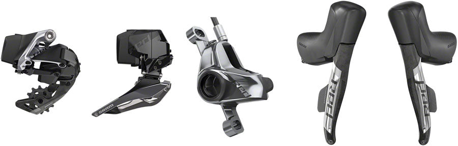 SRAM Red eTap AXS 2x HRD Electronic Groupset