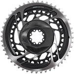 SRAM Red AXS Direct-Mount 2x12 speed Chainring Set, Polar Gray