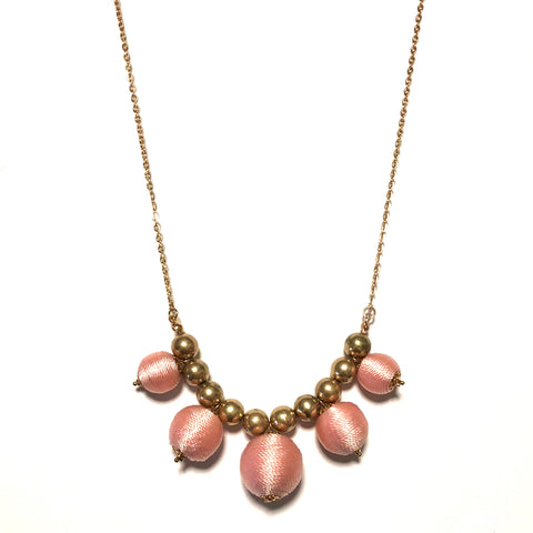 BALL BALL NECKLACE