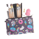 COSMETIC JEWELLERY BAG - UNICORN