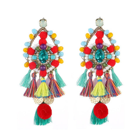 FESTIVALE POM POM AND TASSEL