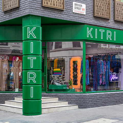 #Kitri pop up is now open!