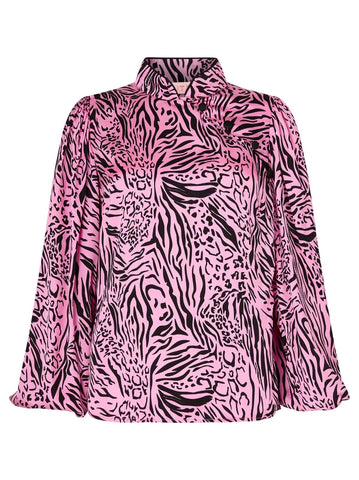 Ada Pink Animal Top