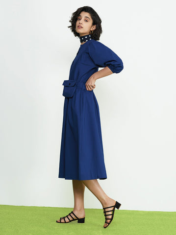 Alana Belted Shirt Dress