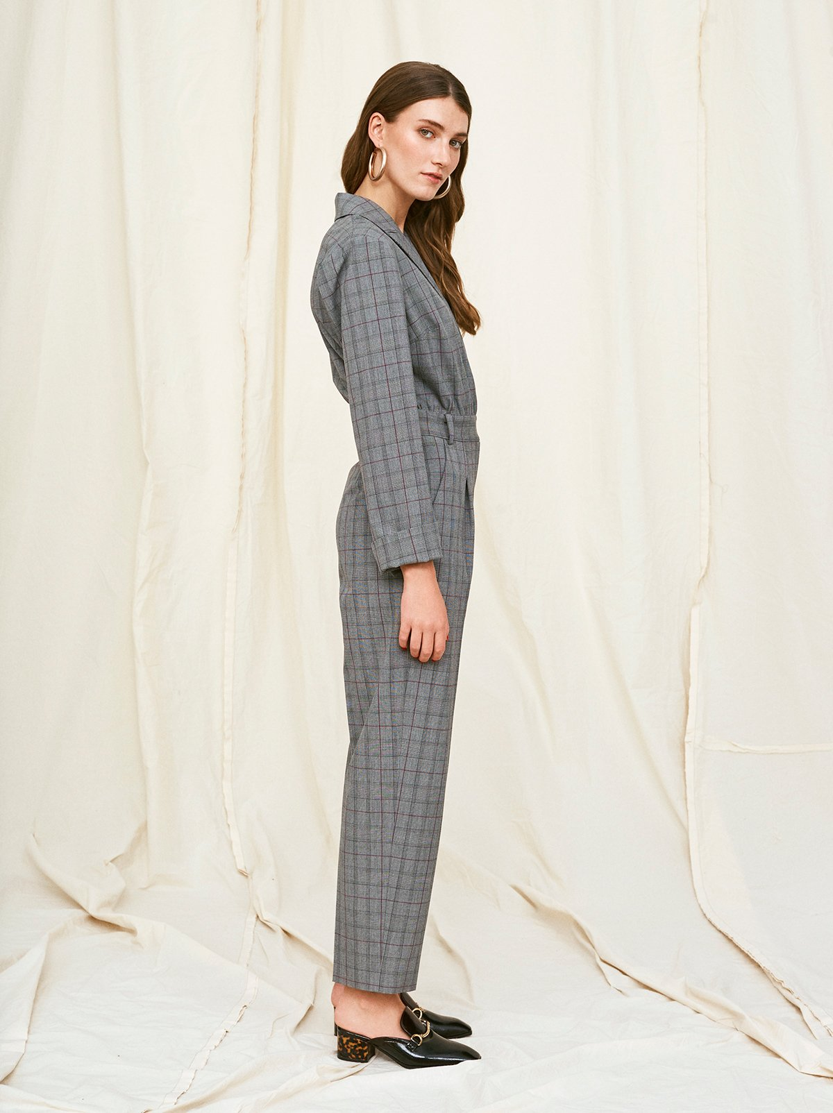 Amandine Tailored Jumpsuit