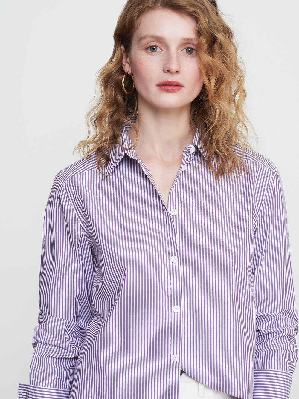 Devon Button Collar Shirt