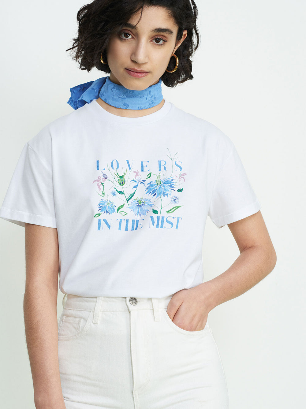 Lovers Printed T-shirt