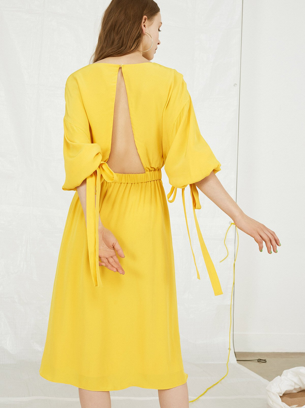 Titania Sunshine Dress