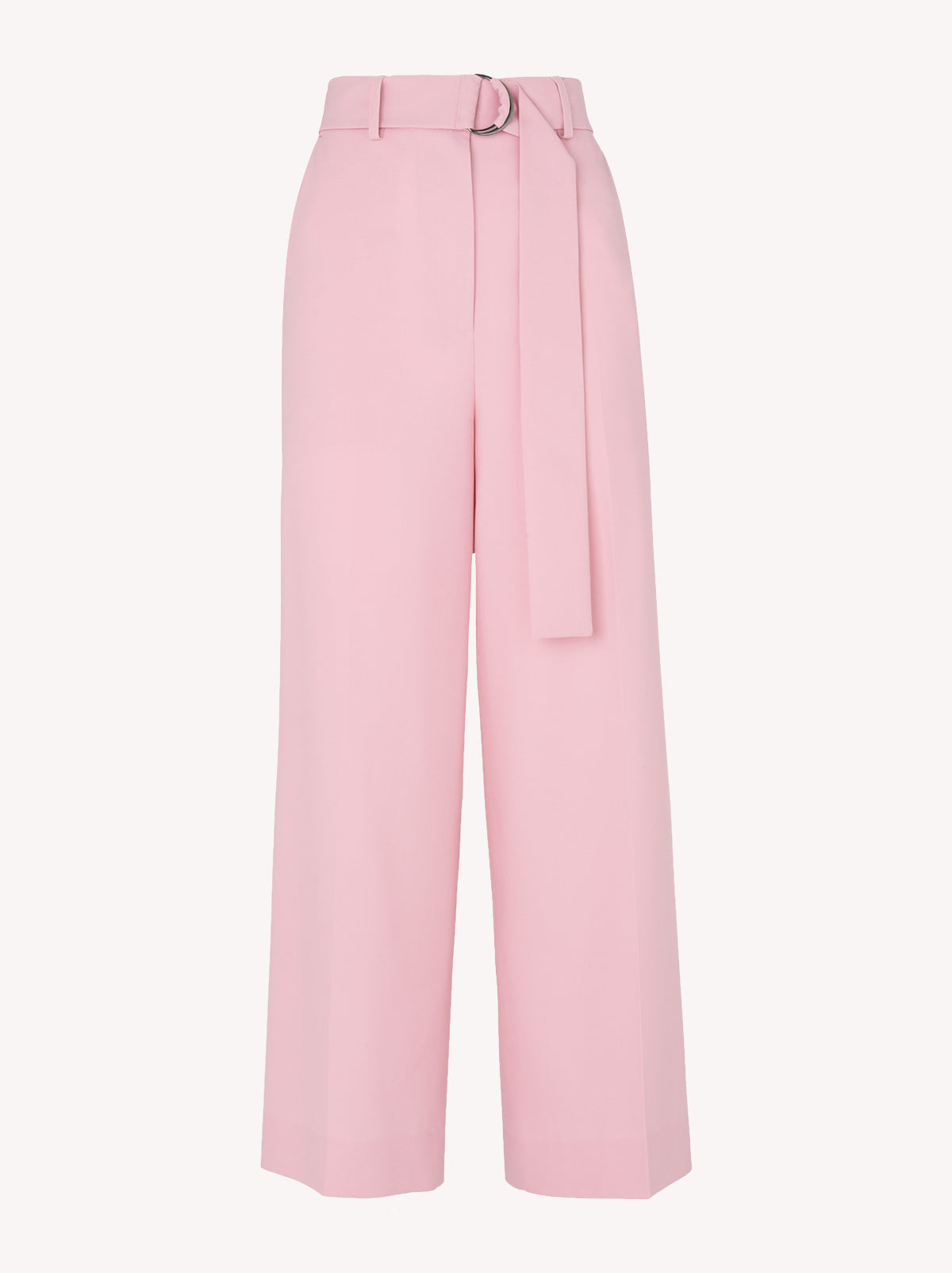 Lynn Pink Tailored Trousers by KITRI Studio