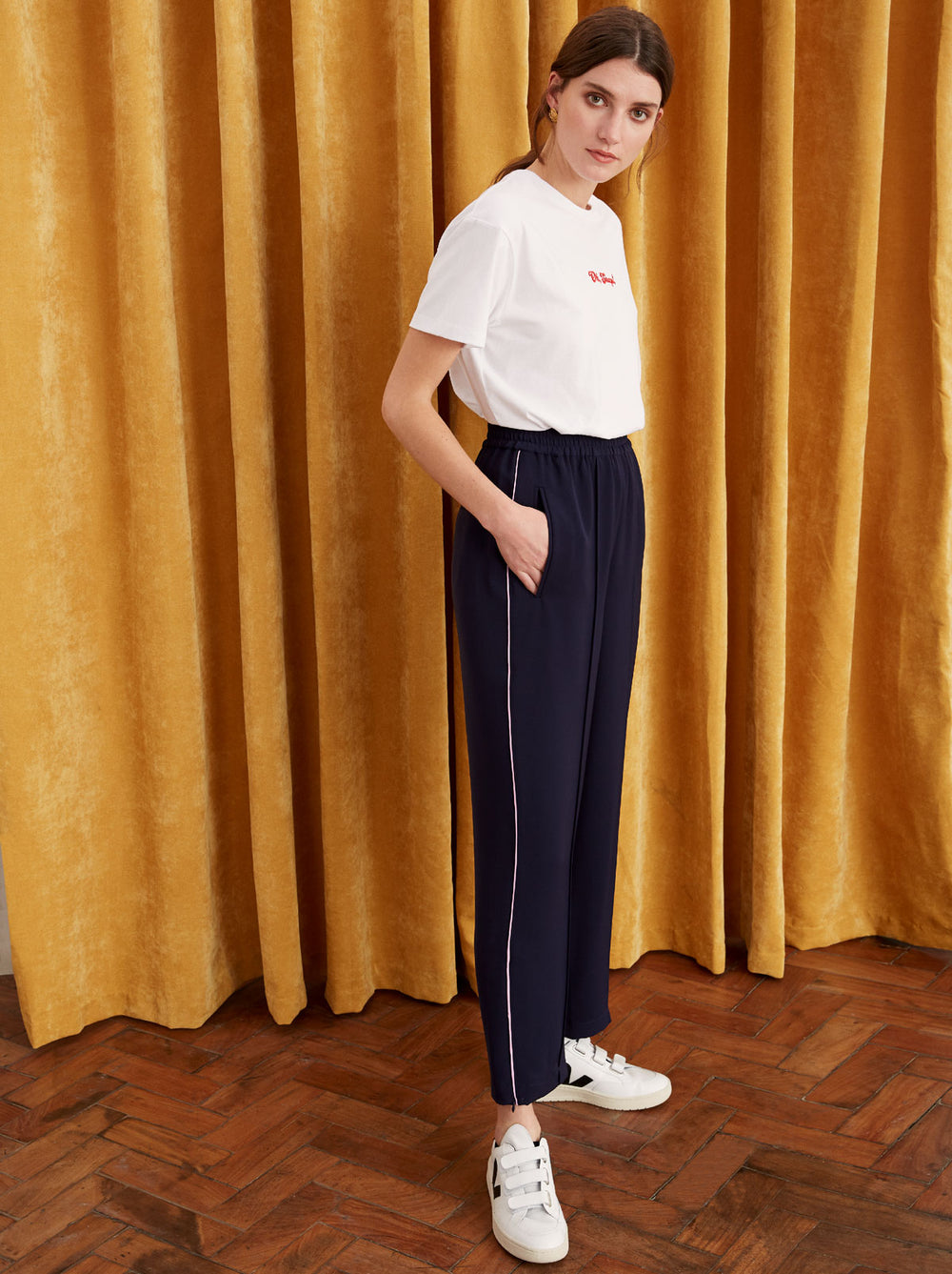 Merce Tailored Track Pants