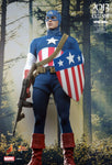 Hot Toys - Capetain America The First Avenger (Star Sprangled Man Version) 1/6th Scale Collectable Figure