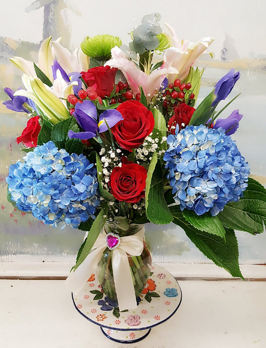 2018 Season  Luxury Bouquet