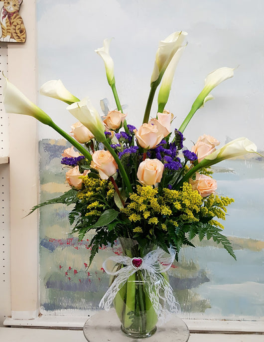 Calla Lily Luxury Bouquet