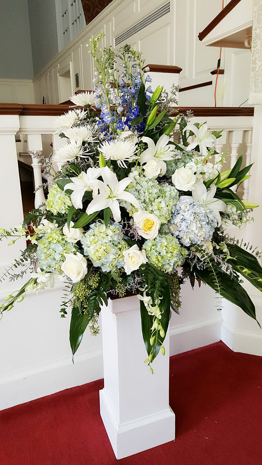 Wedding Party Event Arrangement