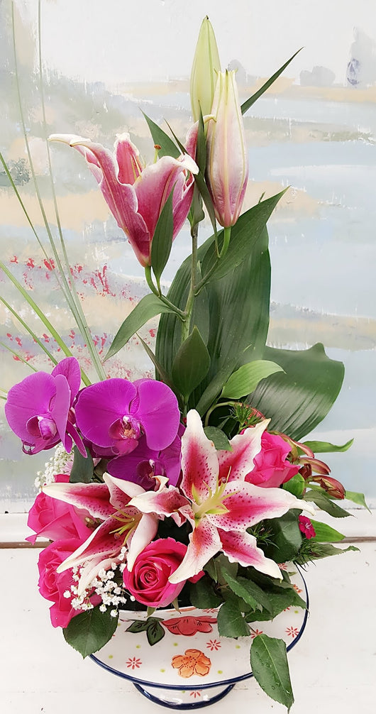 2019 Mother's Day Dish  Arrangement