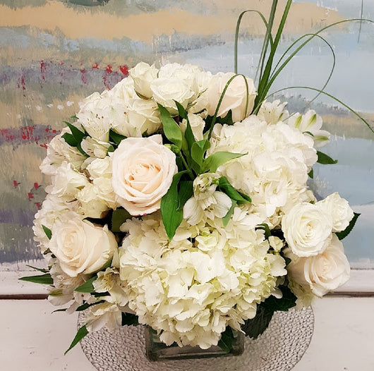 2019 Spring White Cube Arrangement