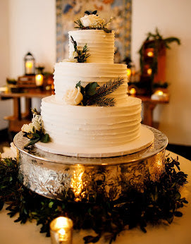 Wedding Cake Arrangement