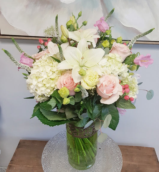 2021 Spring Luxury Vase Arrangement