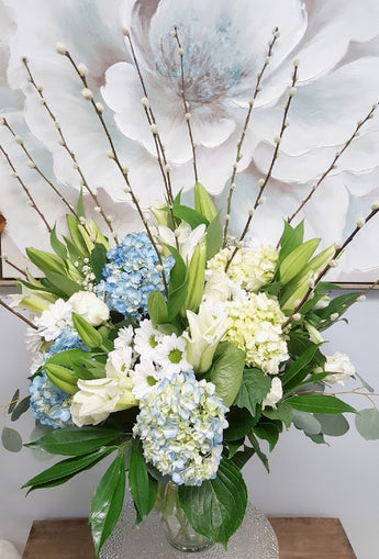 2021 Mother's Luxury Vase Arrangement