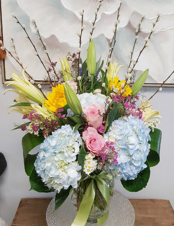 2021 Mother's Day Luxury Vase Arrangement